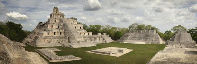 Zona Arquelógica Edzná, Campeche