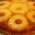 Recette Santé : Gâteau renversé à l'ananas à l'ancienne, sans sucre, sans gluten et tellement délicieux