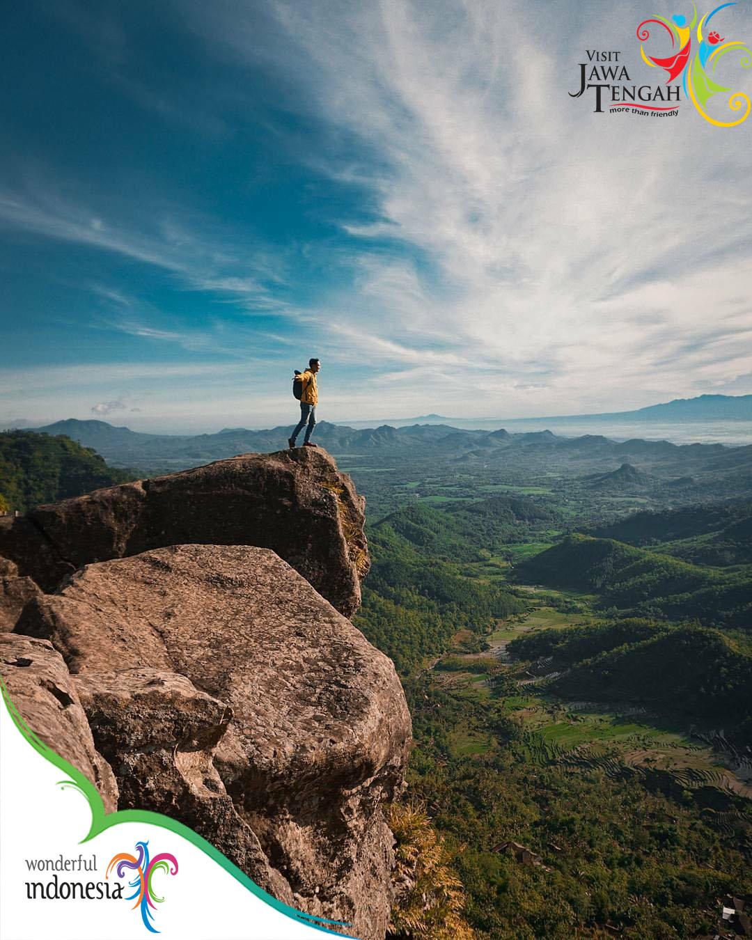 Wisata Gunung Besek Wonogiri