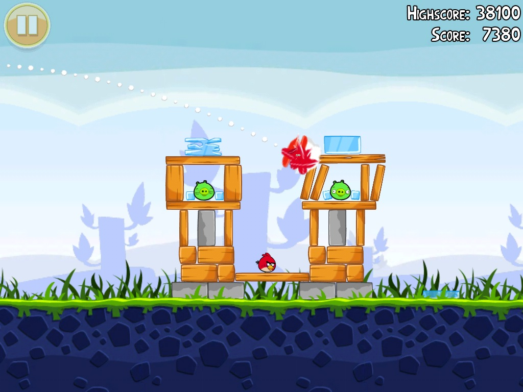 Alle Angry Birds Spiele