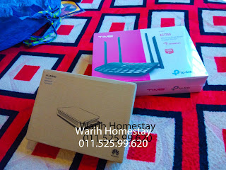 Warih-Homestay-Equipment-TIME-Fibre-Broadband
