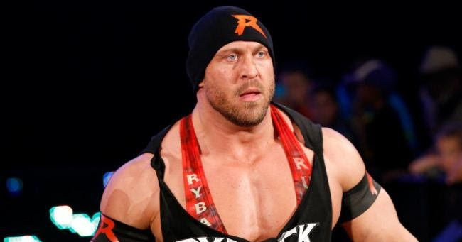 Ryback Workout Routine And Physique Weight Loss Tips