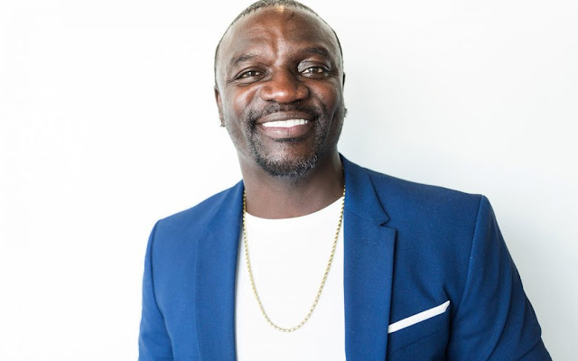 AKON IS BUILDING HIS OWN CITY IN SENEGAL