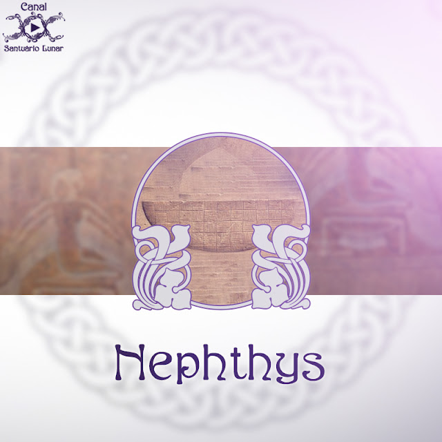 Nephthys - Goddess of Night and Death | Wicca, Magic, Witchcraft, Paganism