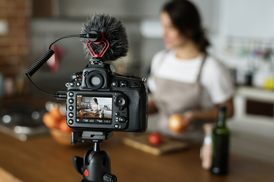 YouTube cooking channels in Malaysia