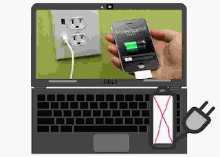 Apakah Boleh Nge-Charge Smartphone Dan Laptop Menggunakan Charge Lain?