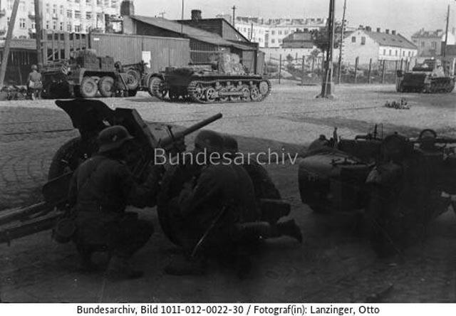 Battle of Poland 8 September 1939 worldwartwodaily.filminspector.com