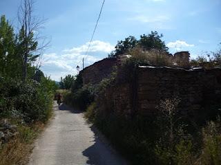 Salida de Albendiego