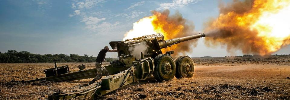 Причіпну артилерію передадуть територіальній обороні
