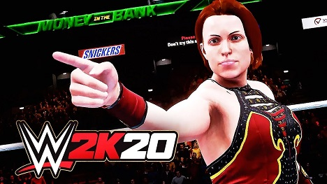 WWE 2K20 - MyCareer Trailer