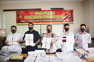 Kapolri Intruksikan Usut Tuntas Tindak Pidana Mafia Tanah Di Indonesia