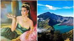 Ini Pesan Dewi Anjani untuk Cegah Bencana di Gunung Rinjani