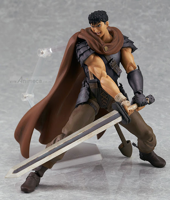 FIGURA GUTS Band of the Hawk Ver. FIGMA BERSERK The Movie