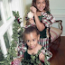 Lovely Throwback Photo Of Beyonce And Her Sister Solange At Christmas