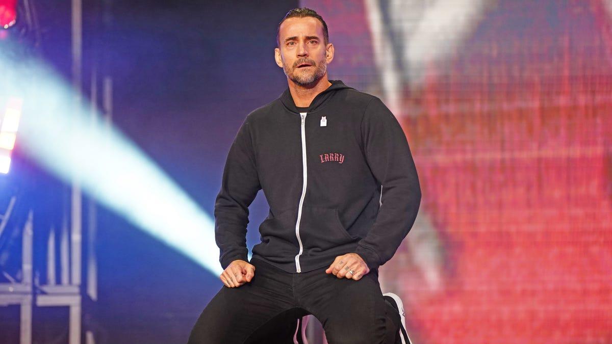 Drew McIntyre apoiou a volta de CM Punk ao pro-wrestling