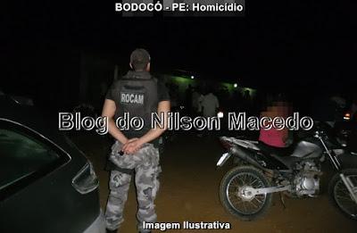 BODOCÓ-PE: Dupla invade propriedade rural e mata morador com tiro na cabeça