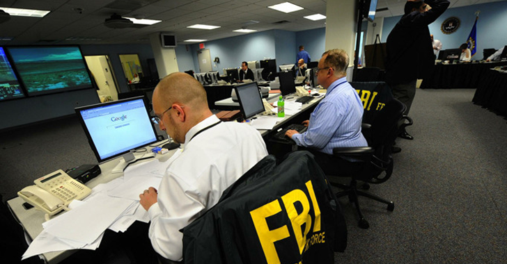 FBI TDoS