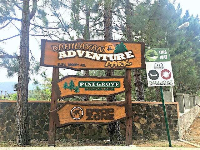 Dahilayan Adventure Park