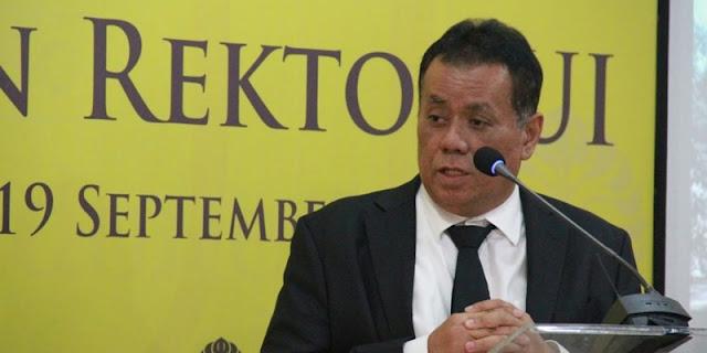 "Polemik ""Jokowi Lip Service"" Kuak Rangkap Jabatan Rektor UI, Rizal Ramli: Hei Rektor, Mundur!"
