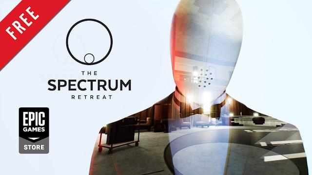 spectrum retreat free pc game epic games store 2018 indie puzzle-adventure dan smith studios ripstone games