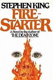 Firestarter - Book Horror - Stephen King
