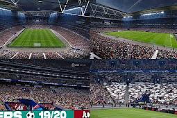 Wembley Stadium (FA Cup Retexture) - PES 2020