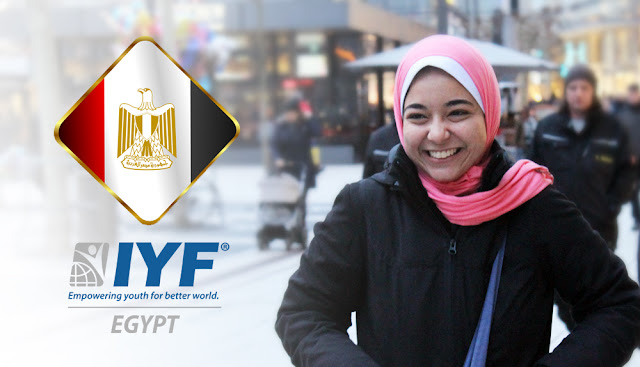 Heidi Sohdy, IYF Representative in Egypt