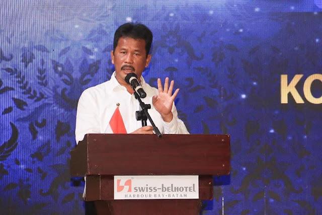 Walikota Batam Membuka Musyawarah Kota Korpri Tahun 2021Walikota Batam Membuka Musyawarah Kota Korpri Tahun 2021