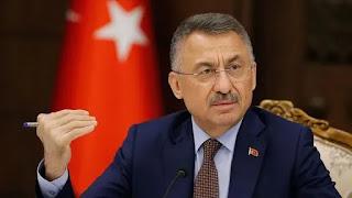 نائب أردوغان يعلن عن إرتفاع أعداد ضحايا زلزال إزمير