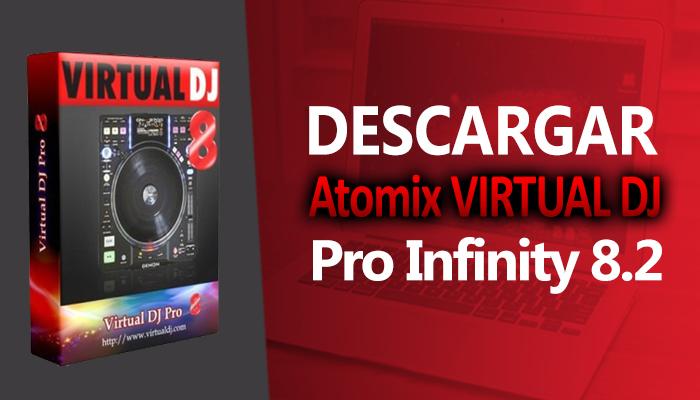 descargar virtual dj pro 8 full mega