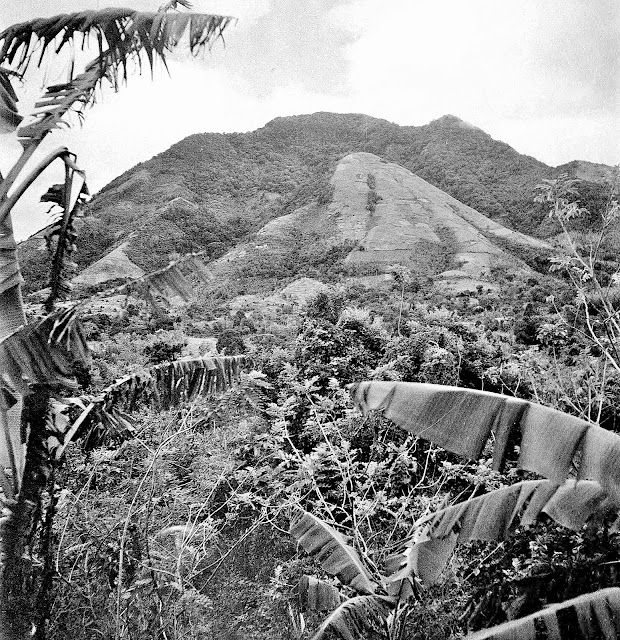 Photo of Mt. Maculot taken in 1933.