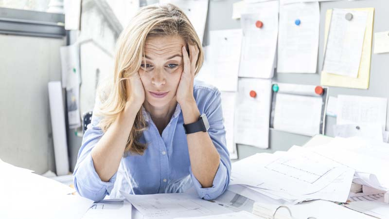 How to Recognize the Signs of Work-related Stress