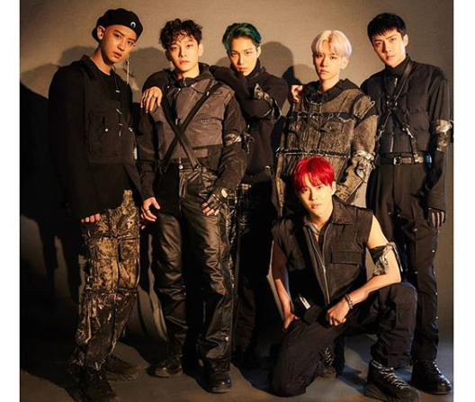 Obsession EXO