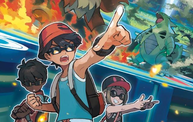 Pokémon UltraSol y UltraLuna presentan Team Rocket Rainbow, legendarios y más