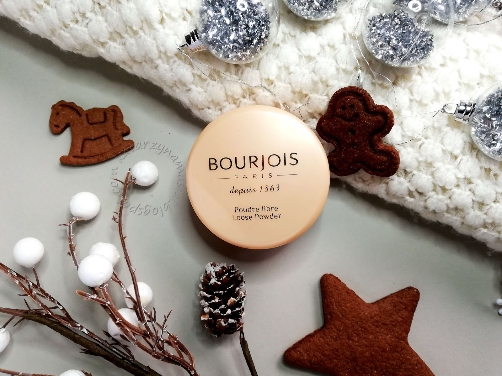 Puder sypki Bourjois - luksus za grosze?
