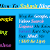 Blog Ko Google, Bing, Yahoo Search Engines Me Kaise Submit Kare Step-By-Step Hindi Me ( SEO Ke Liye)