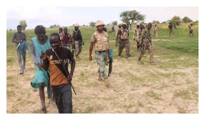 Army nabbed another Boko Haram leader in politicians house (Details here)