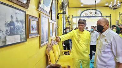 Kisah Kesultanan Pontianak, Didirikan Sultan Syarif Abdurahman Al-Qadri Hingga Jadi Bagian NKRI