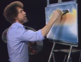 Bob Ross painter artist