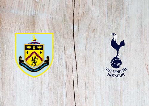Burnley vs Tottenham Hotspur -Highlights 26 October 2020