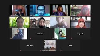 Mukerwil II FLP Jawa Timur dilaksanakan secara Virtual.