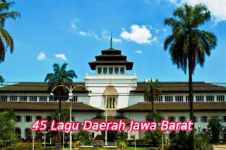 Lagu Daerah Jawa Barat Terlengkap