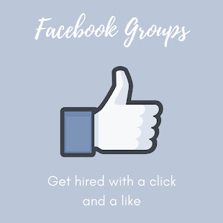 Get hired by using Social Media platforms