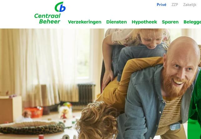 Gratis 54,- Euro van Centraal Beheer