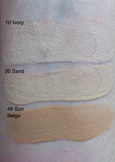 Pure Stay Powder Foundation by Maybelline #17