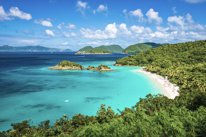 اجمل شواطىء الكاريبي