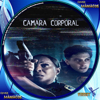 GALLETA CAMARA CORPORAL- BODY CAM 2020[COVER BLU-RAY]