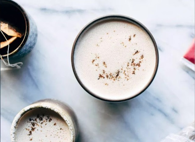 Cardamom Latte #drinks #latte