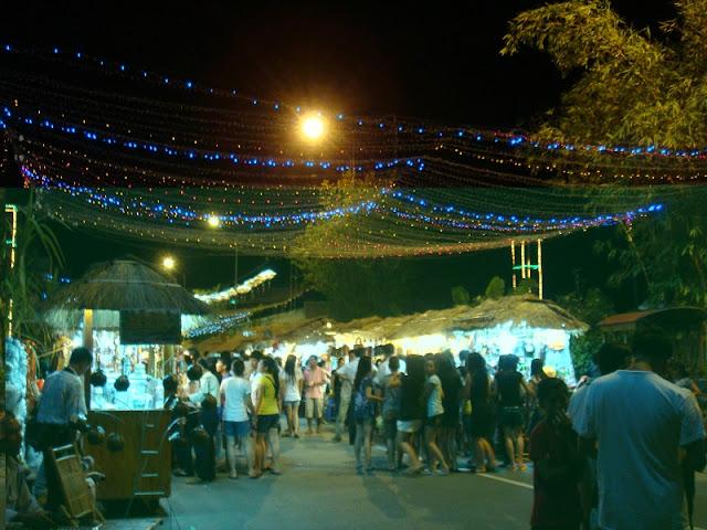 Night markets in Nha Trang