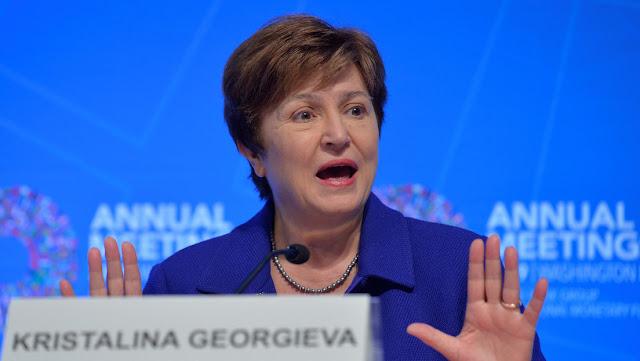 El FMI alerta que la crisis del covid-19 puede poner a prueba sus recursos totales de un billón de dólares